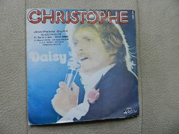 D4664 Disque Vinyle 45 Trs CHRISTOPHE DAISY - Disco, Pop
