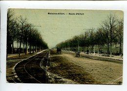 Maisons Alfort Route D'Alfort - Maisons Alfort