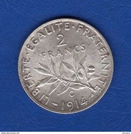 2  Fr  1914 C  Sup - France