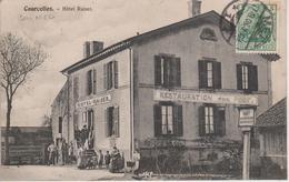 57 - COURCELLES SUR NIED - HOTEL RAISER - Autres Communes