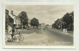 BALDOCK, HIGH STREET   VIAGGIATA FP - Herefordshire