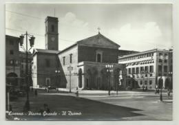 LIVORNO - PIAZZA GRANDE - IL DUOMO  VIAGGIATA FG - Livorno