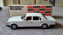 Best Western Wp105 Rolls-Royce Silver Spirit  1981 White MIB - Voitures, Camions, Bus