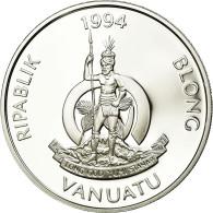 Monnaie, Vanuatu, Olympics, 50 Vatu, 1994, FDC, Argent, KM:24 - Vanuatu