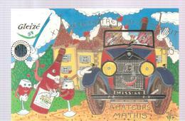 CPA Patrick HAMM XV ème Rencontre Des Amateurs De Mathis à Gleizé LES 20 21 22 Août 1993 - Hamm