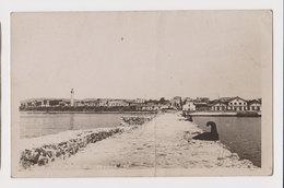 #48660 Greece Ww2 Bulgarian Occ Alexandroupoli View Vintage RPPc Photo Postcard - Grecia