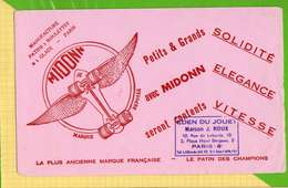 BUVARD & Blotting Paper :  Patins A Roulettes MIDONN - Enfants