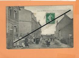 CPA - Mers Les Bains -(Somme) - Rue Du Sergent Bobillot - Mers Les Bains