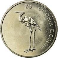 Monnaie, Slovénie, 20 Tolarjev, 2006, Kremnica, SUP, Copper-nickel, KM:51 - Slovénie