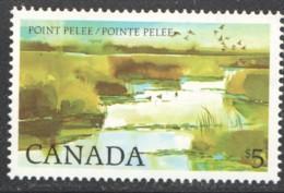 1983  $5 Point Pelee  Sc 937  MNH - 1952-.... Règne D'Elizabeth II