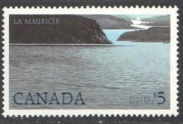 1986  $5  Mauricie National Park  Sc 1084 MNH - 1952-.... Elizabeth II