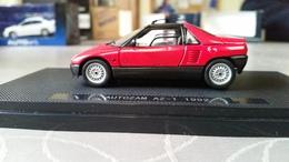 Ebbro 1992 Mazda Autozam AZ-1 - Red - Voitures, Camions, Bus