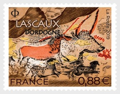 France 2019 - Lascaux, Dordogne Mnh - Cruz Roja