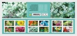 France 2019 - Éclosion - Carnet - Stamp Booklet Mnh - Cruz Roja