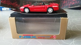 ROSSO HONDA NSX Jack 2 Left Steering Made In Japan - Voitures, Camions, Bus