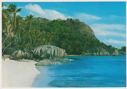 1686/ SOURCE D'ARGENT, La Digue, Seychelles. - Non écrite. Unused. No Escrita. Non Scritta. Ungelaufen. - Seychelles