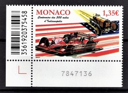 MONACO 2011  - Y.T. 2760 - NEUF ** - Monaco