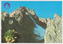 1687/ Monte / Mont / Mount KENYA (1976). Spanish Expedition. - Non écrite. Unused. No Escrita. Non Scritta. Ungelaufen. - Kenya
