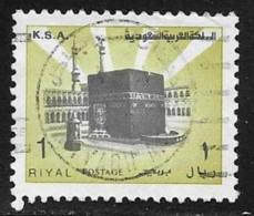 Saudi Arabia Scott # 882c Used Holy Kaaba, 1985 - Saudi Arabia
