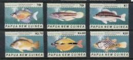 PNG 2004 Freshwater Fish MUH - Papua New Guinea