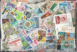 Iceland Stamps-300 Different Stamps - Iceland