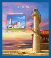 Niger 2016   Lighthouses - Niger (1960-...)
