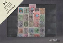 Iraq Stamps-25 Different Stamps - Iraq