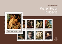 Austria 2019 - 'Rubens' Marken Edition 8 - Blocs & Hojas