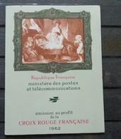 Carnet De 1962,  Lot 1444 - Booklets
