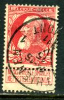 Belgique COB 74 ° Tienen - 1905 Grosse Barbe