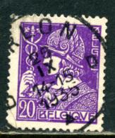 Belgique COB 338 ° Arlon - 1932 Cérès Et Mercure