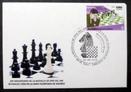 2583  Chess - Echecs - Cancellation - Cb - 2,50 - Ajedrez
