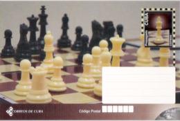 2583  Echecs - Chess - 2011 - Entier Postal Sta. - Unused - Cb - 2,75 - Ajedrez