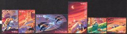 AUSTRALIA, 2000 SPACE 6 MNH - 2000-09 Elizabeth II