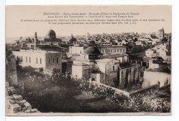 CPA - PALESTINE - JÉRUSALEM - Palestine