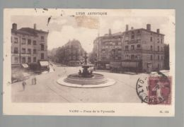 CP (69) Lyon - Vaise - Place De La Pyramide - Lyon