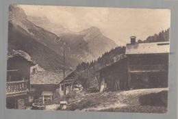 CP (74) Sixt - Village De Maison-Neuve - Sixt-Fer-à-Cheval