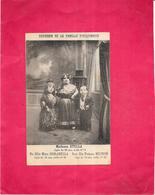SOUVENIR DE LA FAMILLE D'ESQUIMAUX - Madame STELLA Et Miss CORABELLA Et Prince MIGNON - ARD - - Femmes