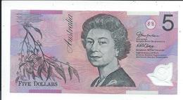 Australie Billet De 5 - Australia