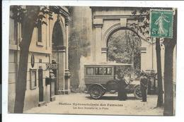 Station Hydrominerale Des Fumades,la Poste - France