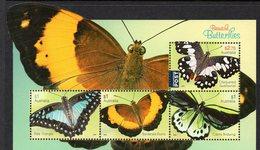 AUSTRALIA, 2016 BUTTERFLIES MINISHEET MNH - Mint Stamps