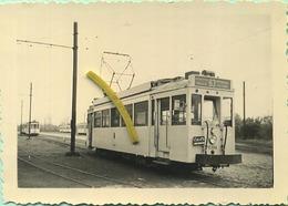 TRAM : 10324 : Ligne 63 : Anvers - Merksem - Brasschaat      9 X 6 Cm ( See Detail ) - Trains