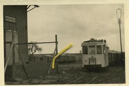 TRAM : ART122         9 X 6 Cm ( See Detail ) - Treinen