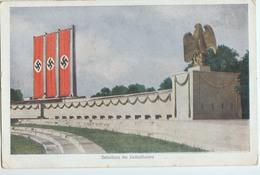 GUERRE DE 39-45-TRIBUNE  A NUREMBERG- - Weltkrieg 1939-45