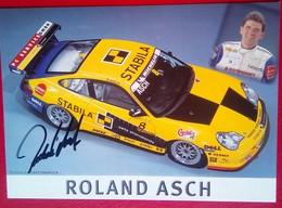 Roland Asch - Authographs