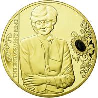 United Kingdom , Médaille, La Princesse Diana, The Engagement Ring, FDC, Copper - Altri