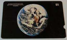 USA - Demo - Earth - GPT - Plessey - 100 Units - 1USAA - $5 - Used - [3] Magnetic Cards