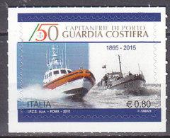 PGL DE0322 - ITALIA REPUBBLICA 2015 SASSONE N°3603 ** - 6. 1946-.. Repubblica