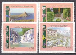 PGL DE0327 - ITALIA REPUBBLICA 2015 SASSONE N°3607/10 ** - 6. 1946-.. Repubblica