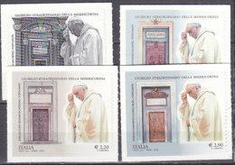 PGL DE0343 - ITALIA REPUBBLICA 2015 SASSONE N°3650/53 ** - 6. 1946-.. Repubblica